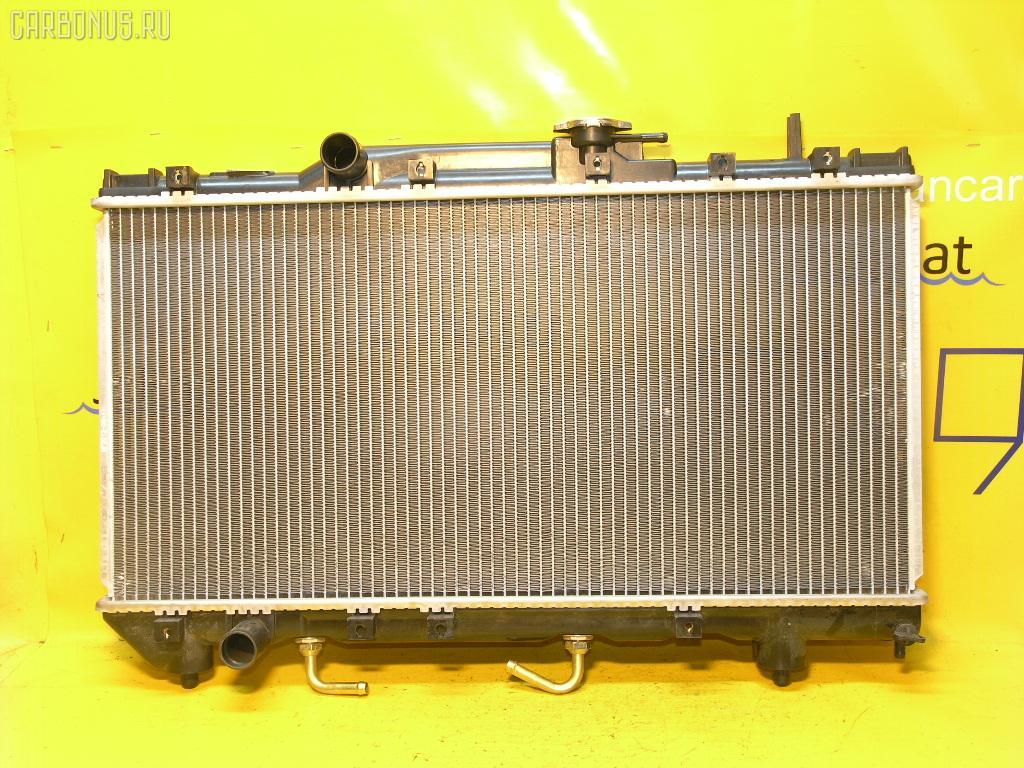 Радиатор ДВС TOYOTA CORONA AT190 4A-FE Фото 1