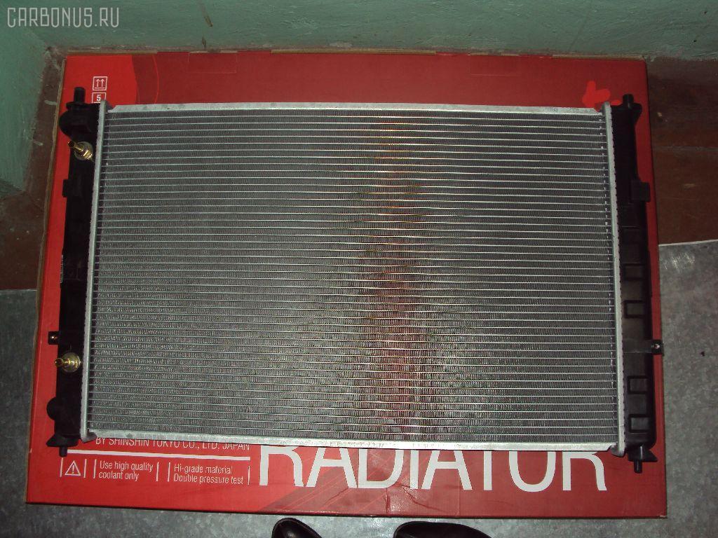 Радиатор ДВС MAZDA MPV LW5W GY Фото 1