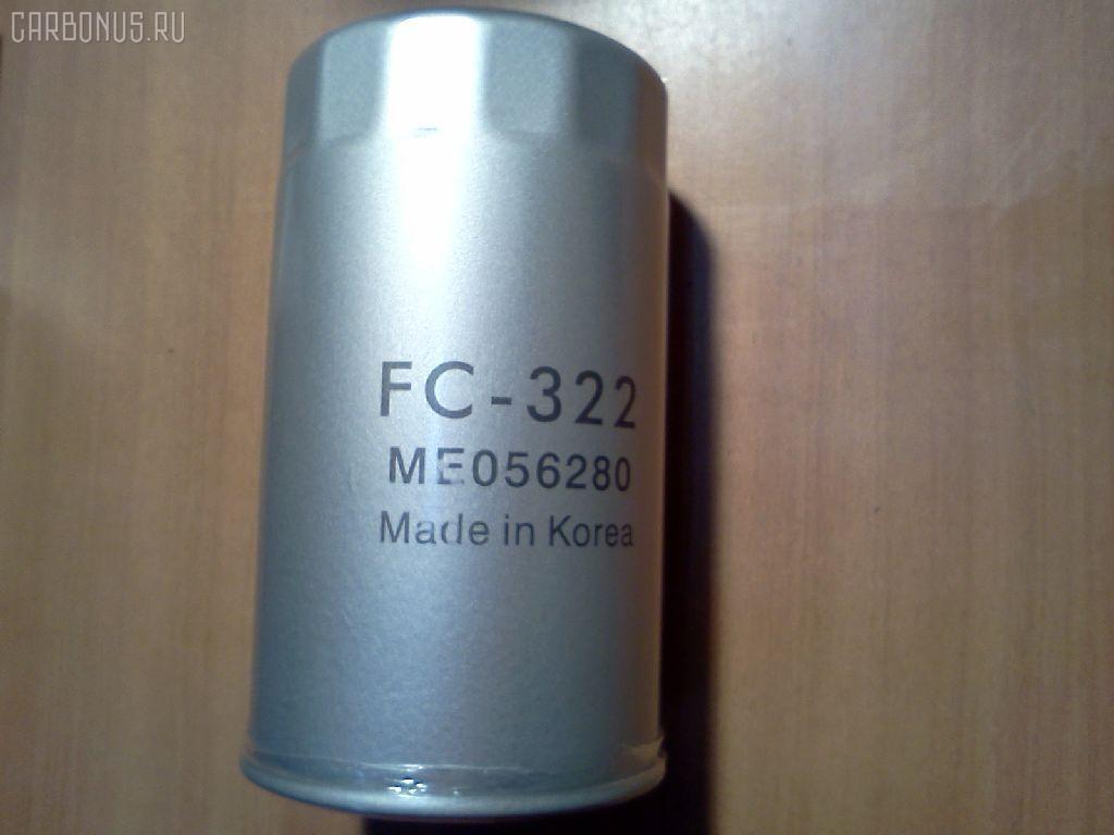 Фильтр топливный MITSUBISHI CRANE K1500 8DC9 Фото 1