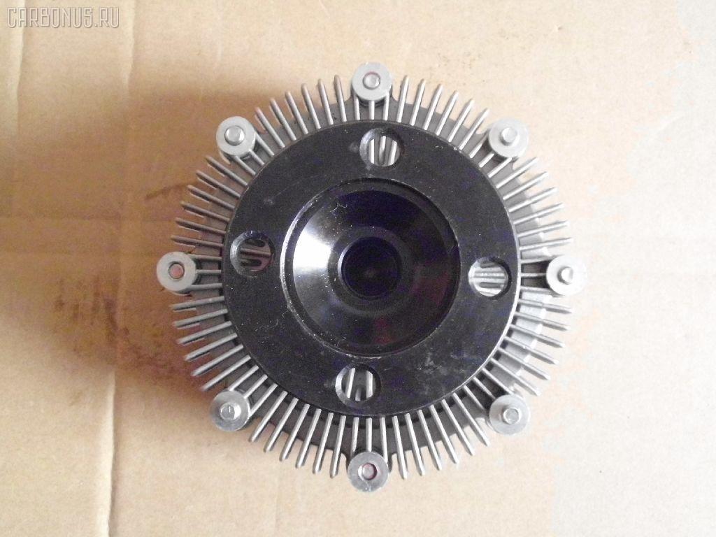 Вискомуфта TOYOTA CHASER GX100 1G-FE. Фото 11