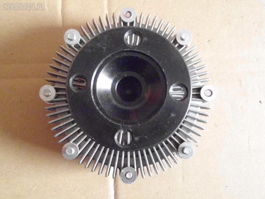 Вискомуфта TOYOTA CHASER GX100 1G-FE Фото 2