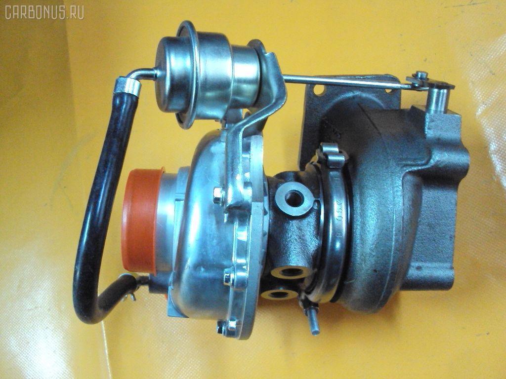 Турбина ISUZU 4JH1-T Фото 2