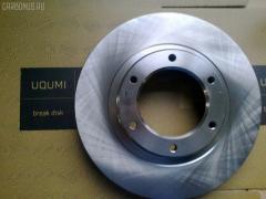 Тормозной диск TOYOTA LAND CRUISER FZJ80G Фото 2