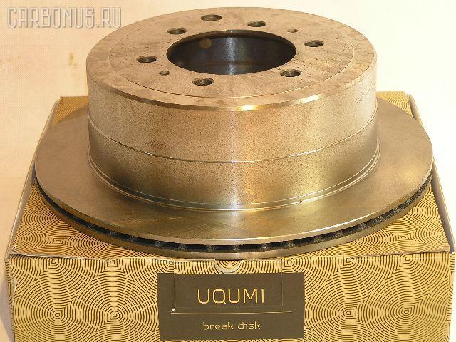 Тормозной диск TOYOTA LAND CRUISER FZJ80G Фото 1