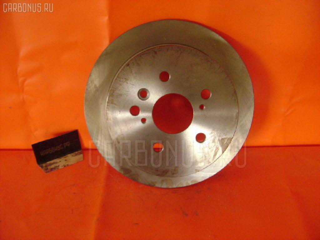 Тормозной диск TOYOTA HARRIER ACU30W. Фото 1