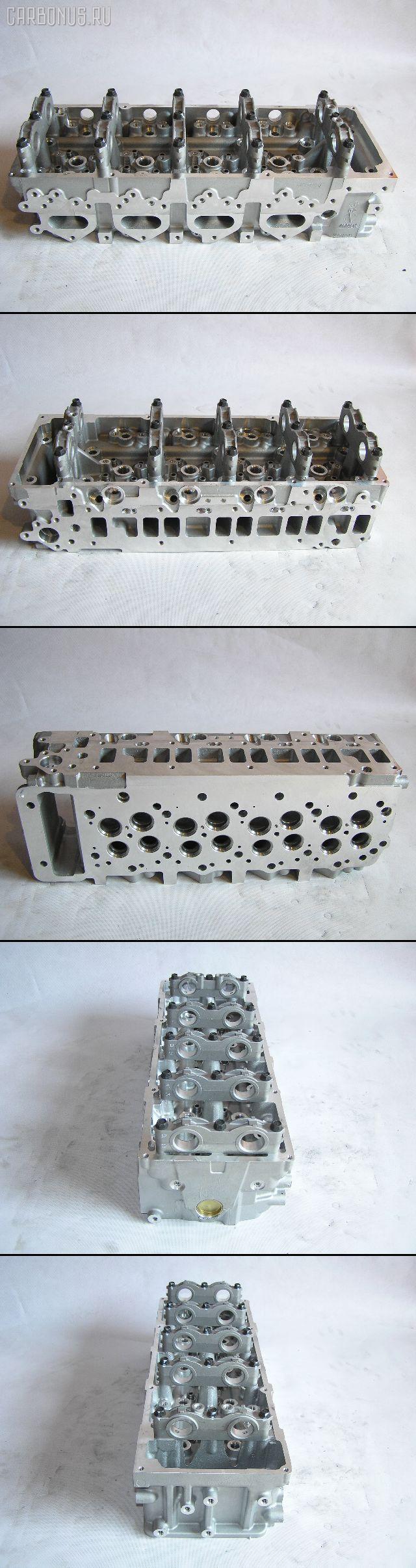 Головка блока цилиндров MITSUBISHI 4M41