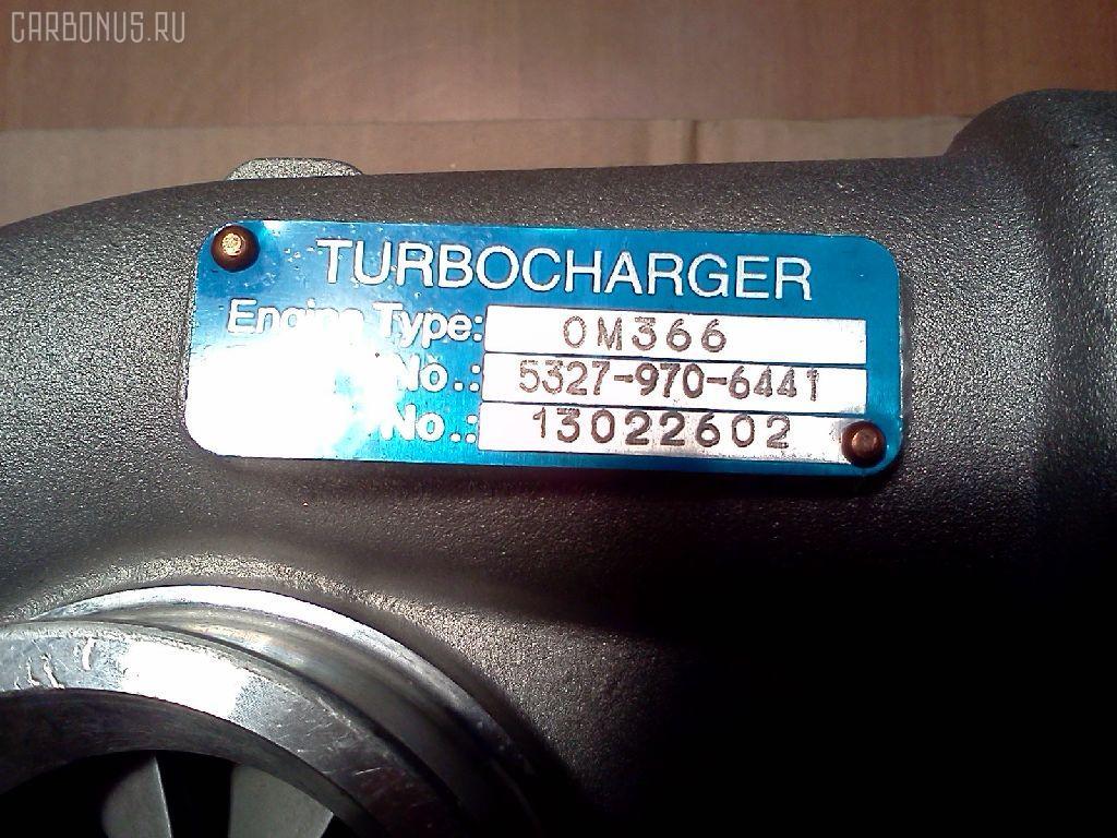Турбина MERCEDES-BENZ TRUCK OM366 Фото 1