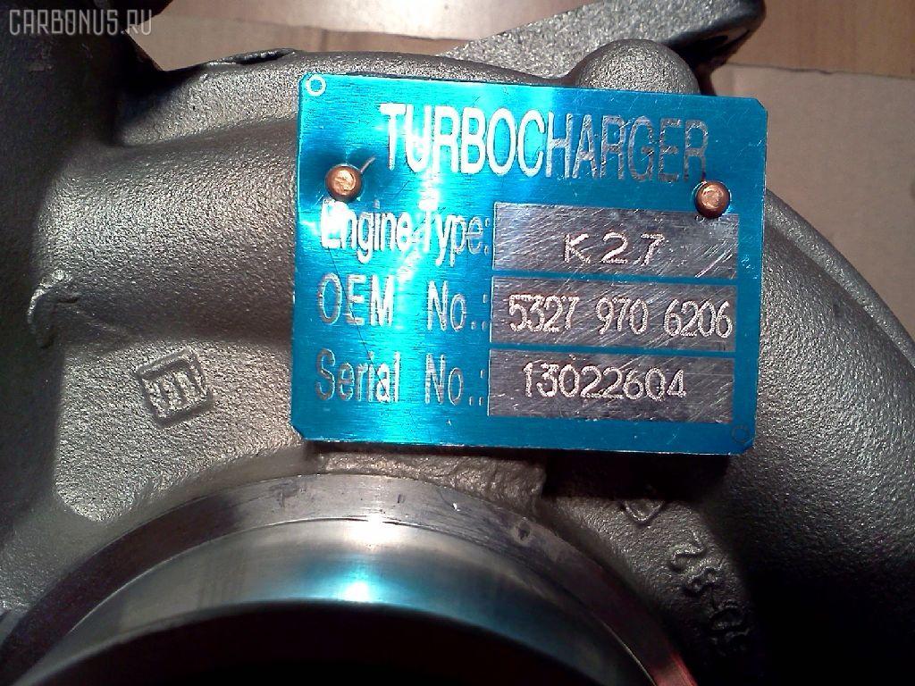 Турбина MERCEDES-BENZ TRUCK OM422. Фото 1