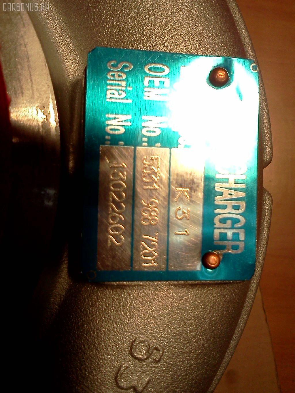 Турбина MAN TRUCK D2866LF25. Фото 1