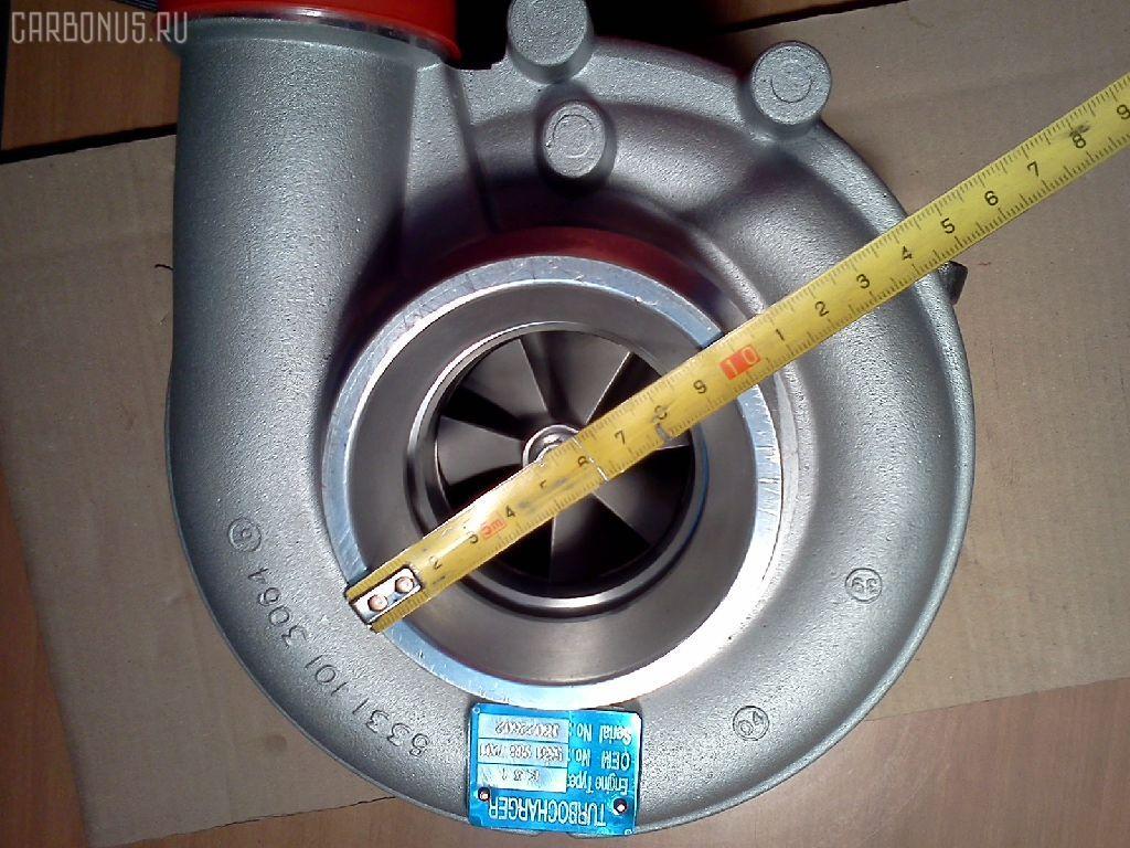 Турбина MAN TRUCK D2866LF25. Фото 3