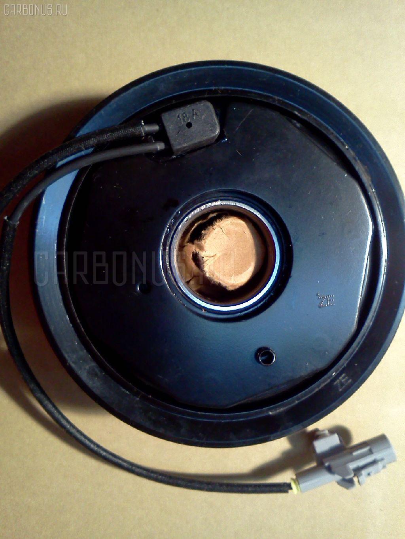 Муфта компрессора кондиционера TOYOTA LAND CRUISER UZJ100W 2UZ-FE. Фото 3