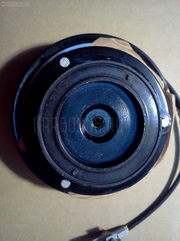 Муфта компрессора кондиционера TOYOTA LAND CRUISER UZJ100W 2UZ-FE. Фото 4