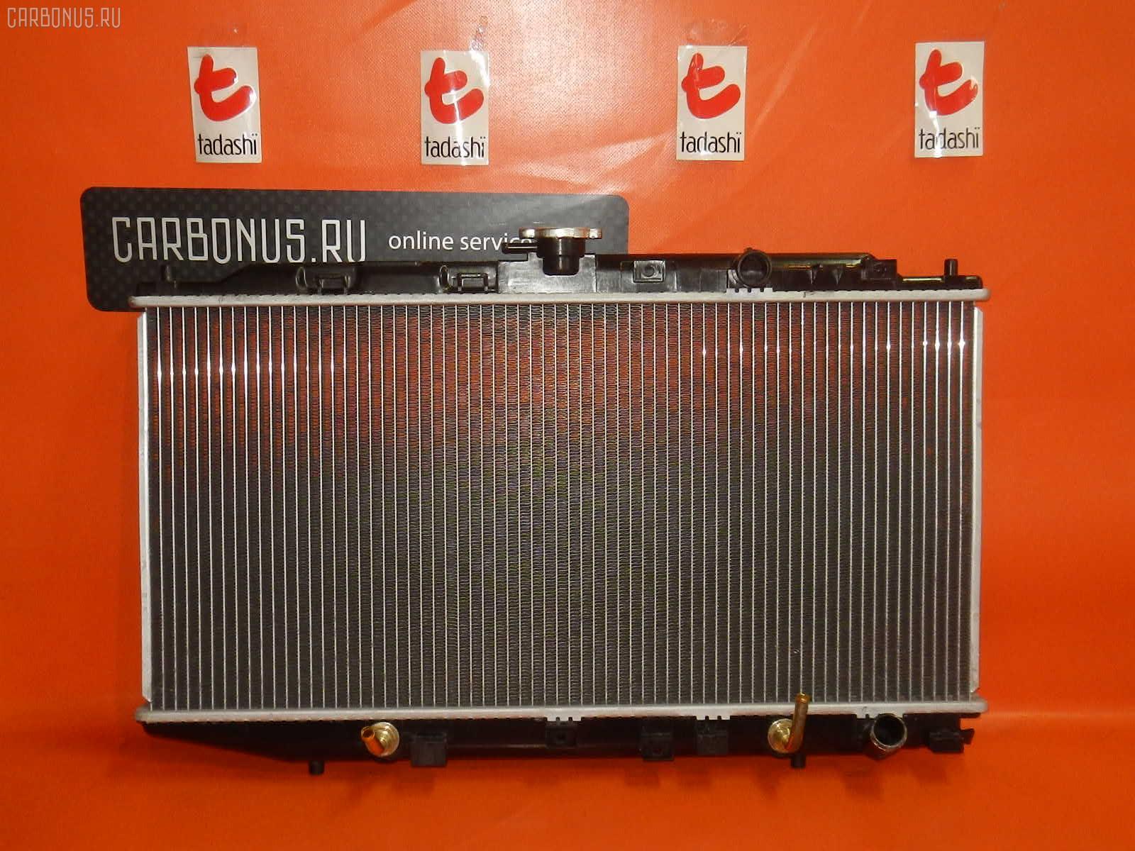 Радиатор ДВС HONDA CIVIC EF2 D15B Фото 2