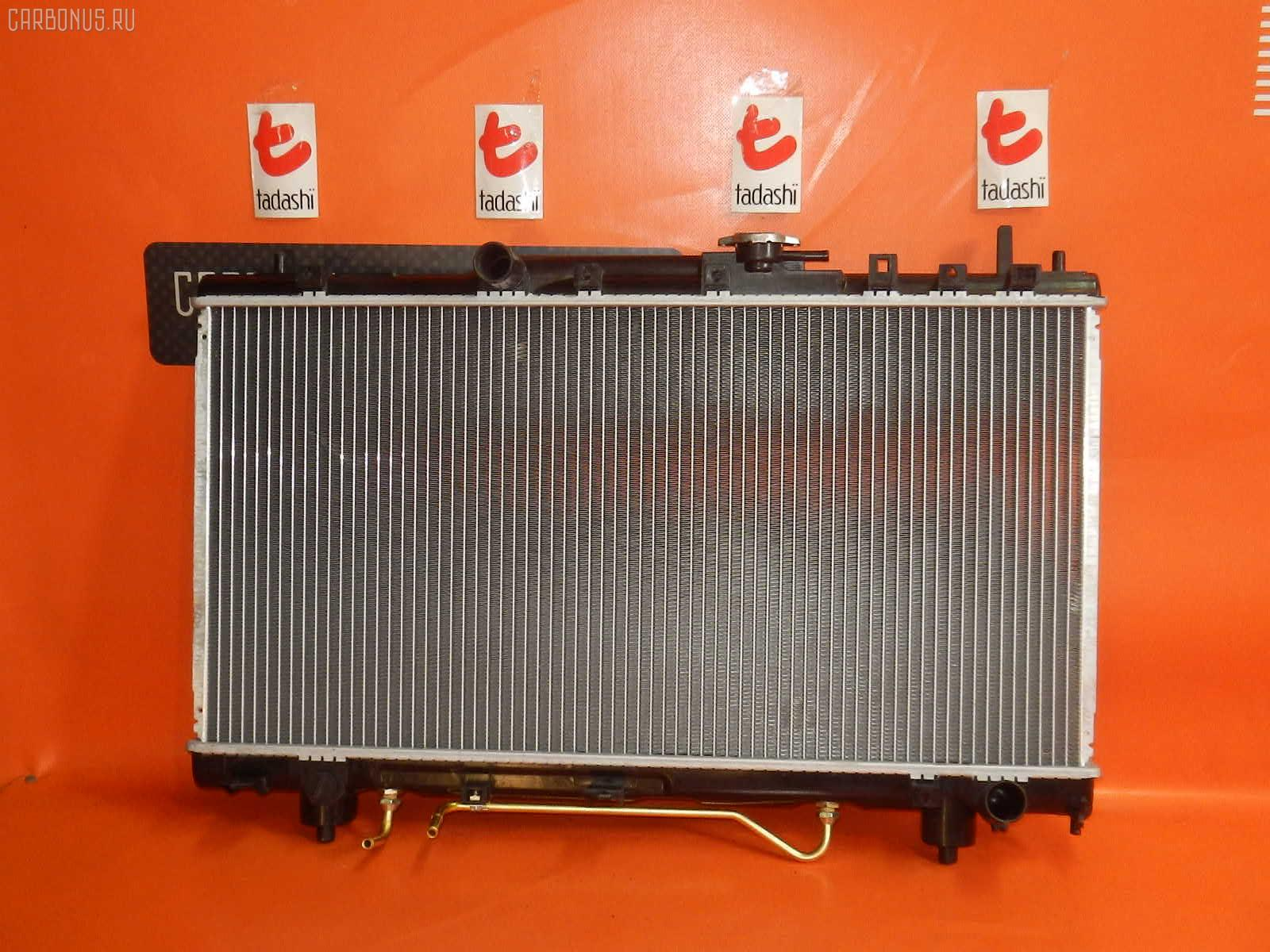 Радиатор ДВС TOYOTA CALDINA ST215G 3S-GE Фото 1