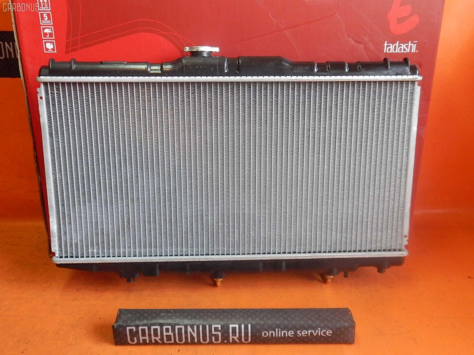 Радиатор ДВС TOYOTA CORONA AT175 4A-FE. Фото 2