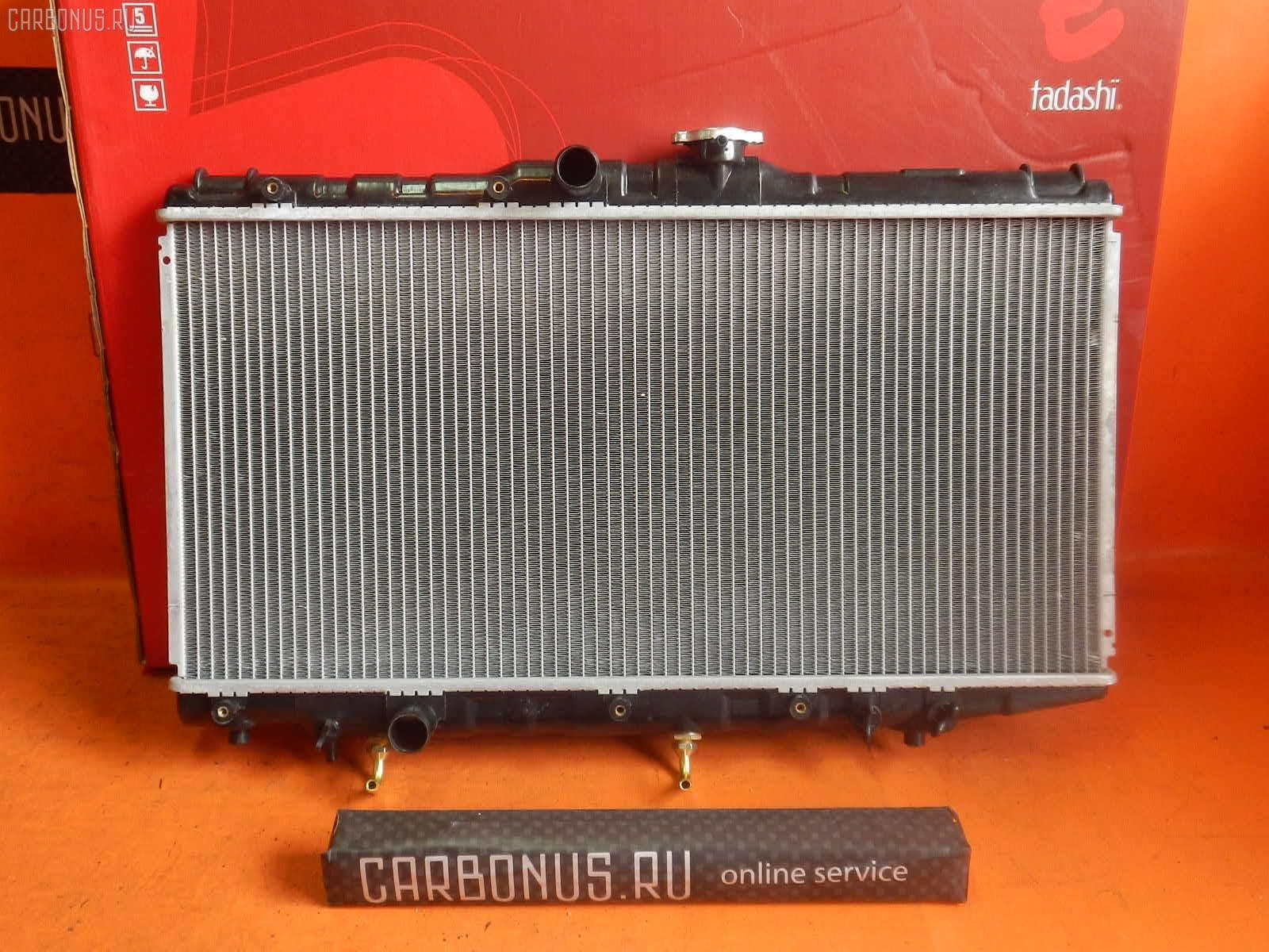 Радиатор ДВС TOYOTA CORONA AT175 4A-FE Фото 2