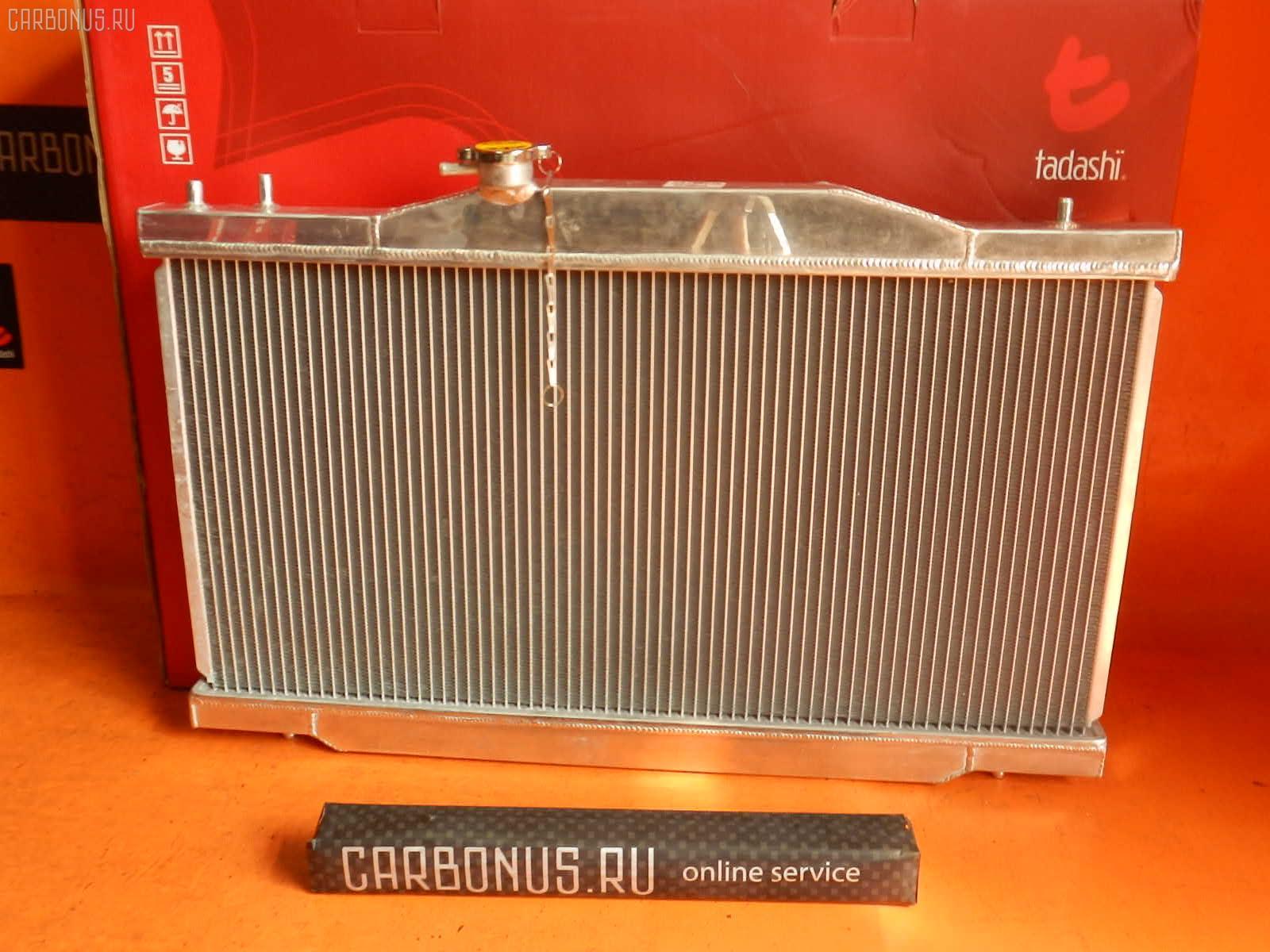Радиатор ДВС HONDA INTEGRA DC5 K20A. Фото 7
