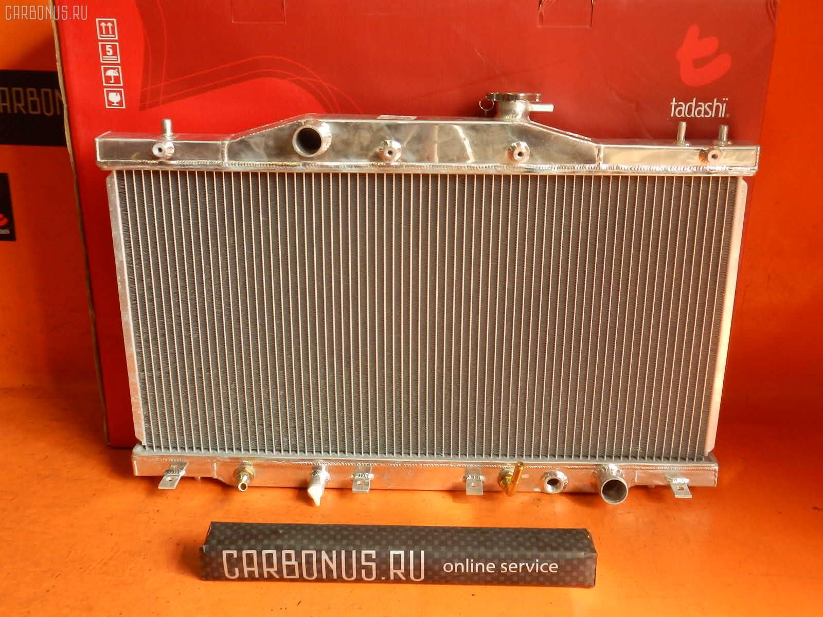 Радиатор ДВС HONDA INTEGRA DC5 K20A. Фото 8