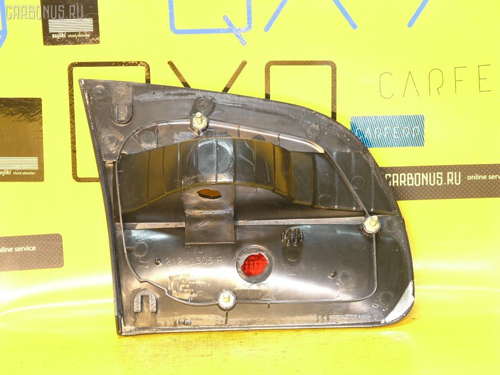 Стоп-планка TOYOTA COROLLA AE110. Фото 2