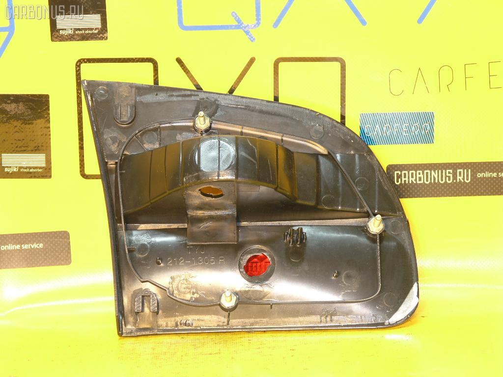 Стоп-планка TOYOTA COROLLA AE110. Фото 10