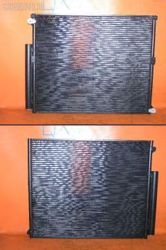 Радиатор кондиционера TOYOTA LAND CRUISER PRADO KDJ121W 1KD-FTV TADASHI TD-267-7876