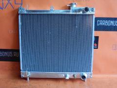 Радиатор ДВС SUZUKI ESCUDO TA02W G16A Фото 2