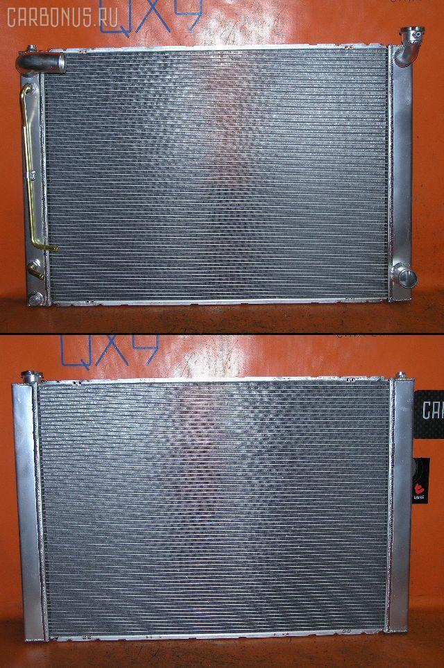 Радиатор ДВС TOYOTA ALPHARD ANH10W 2AZ-FE Фото 1