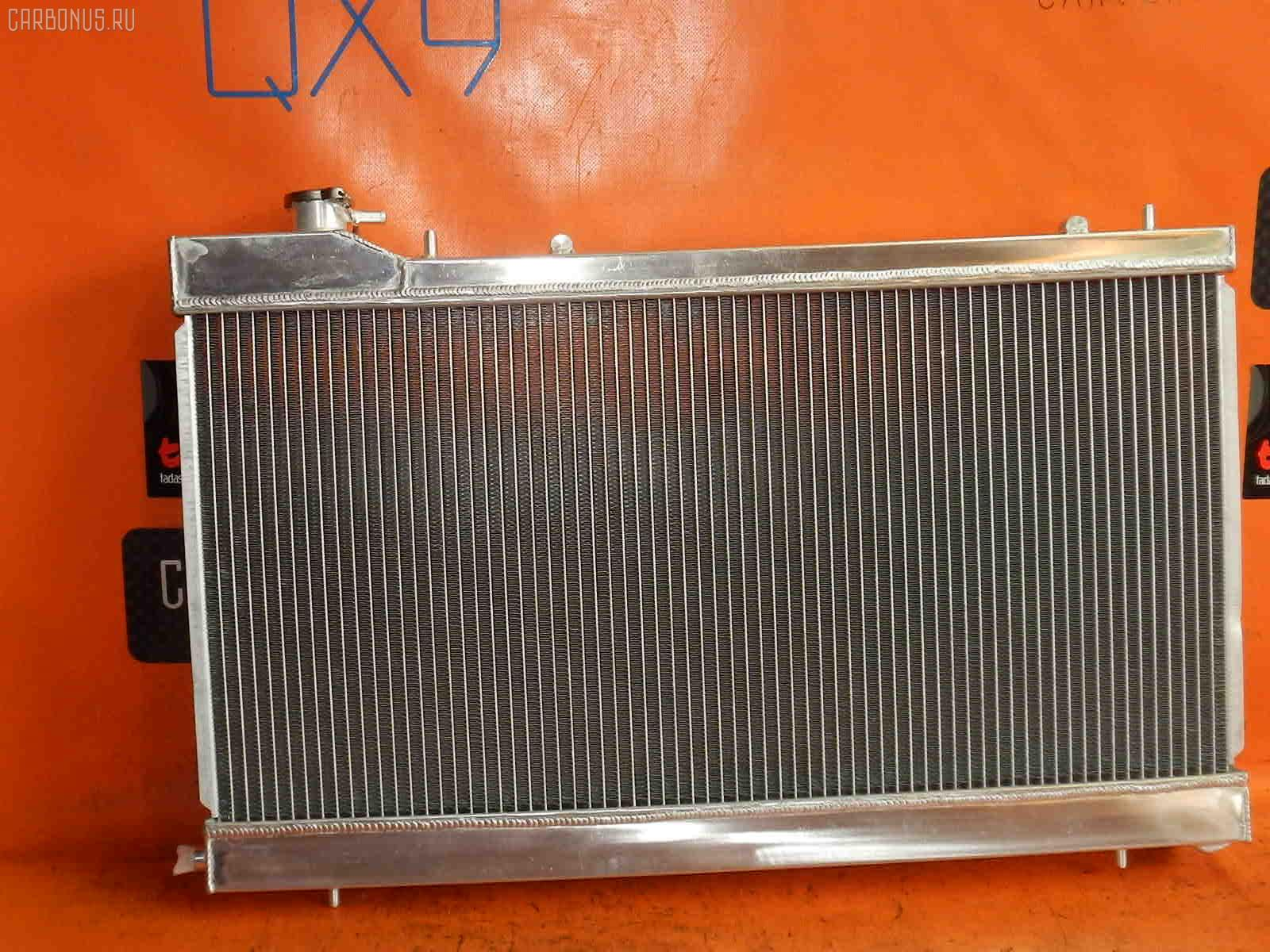 Радиатор ДВС SUBARU FORESTER SF5 EG20. Фото 2