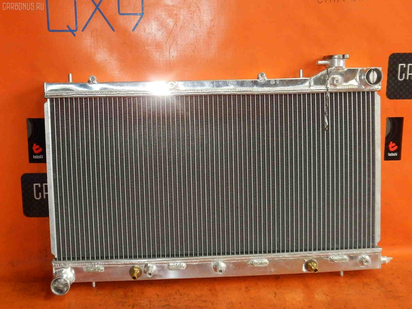 Радиатор ДВС SUBARU FORESTER SF5 EG20. Фото 1