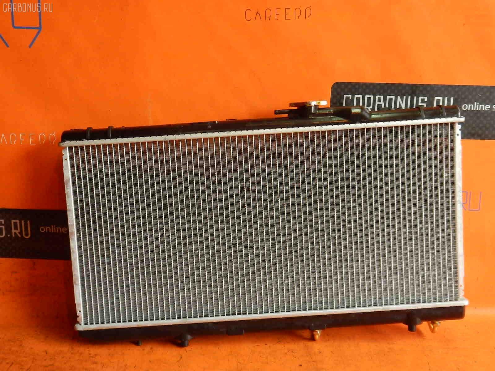 Радиатор ДВС TOYOTA CORSA EL43 5E-FE Фото 2