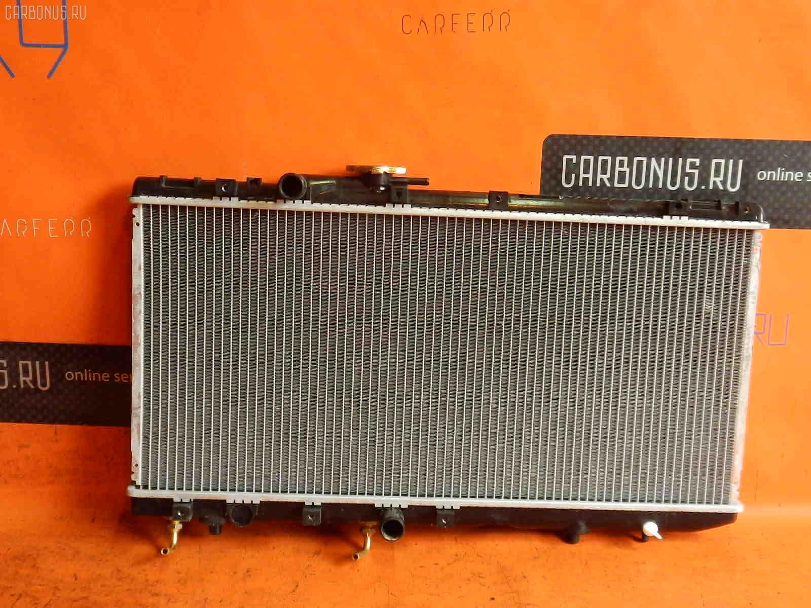Радиатор ДВС TOYOTA CORSA EL43 5E-FE Фото 1
