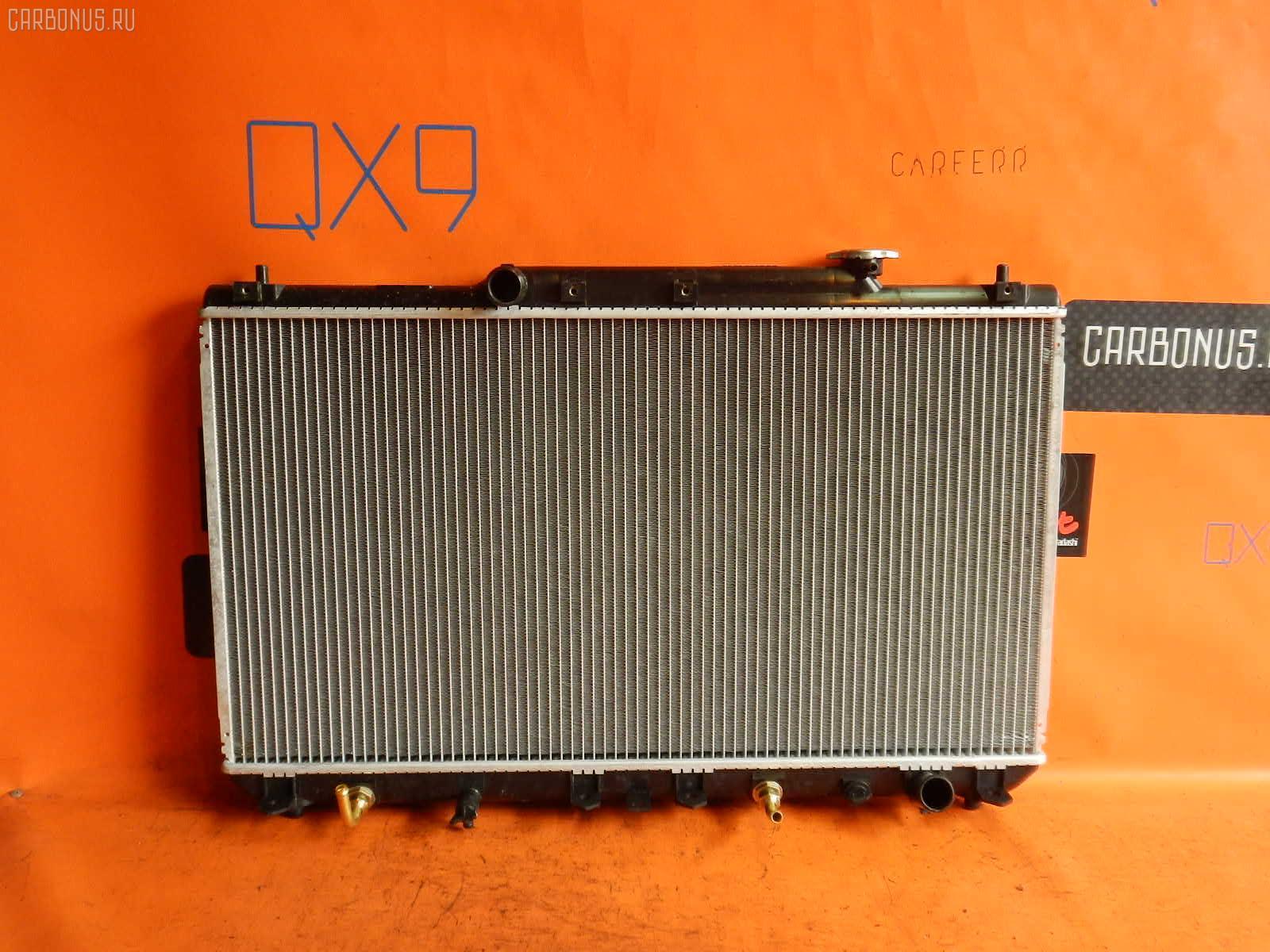 Радиатор ДВС TOYOTA CAMRY GRACIA SXV25 5S-FE. Фото 7