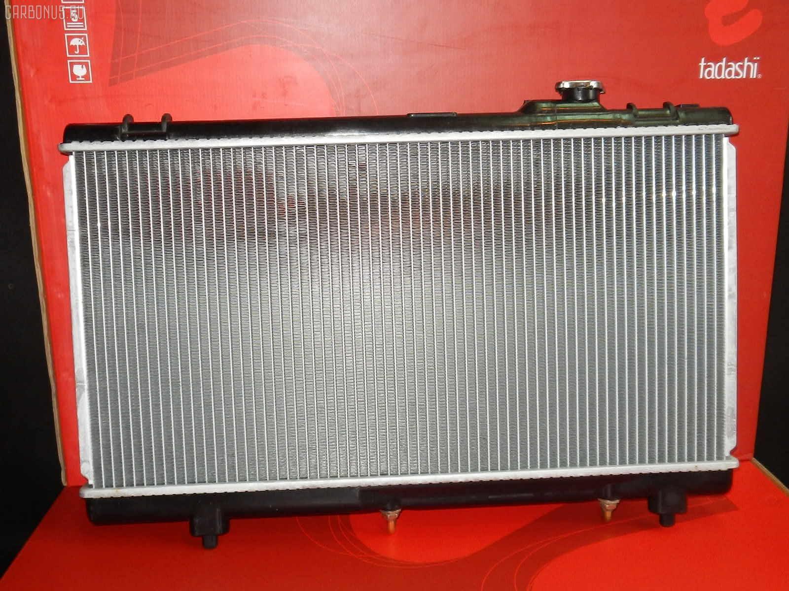 Радиатор ДВС TOYOTA CORSA EL51 4E-FE Фото 1