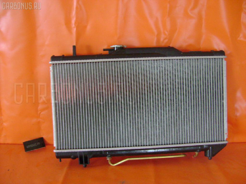 Радиатор ДВС TOYOTA CALDINA ST195G 3S-FE Фото 1