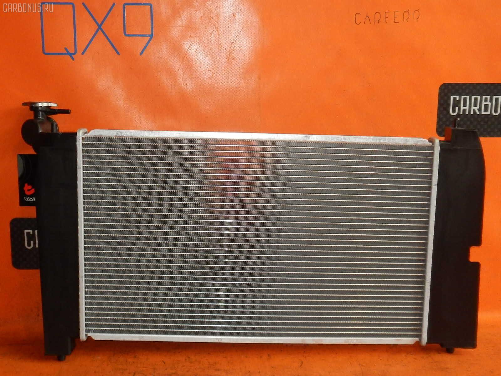Радиатор ДВС TOYOTA COROLLA ZZE122 1ZZ-FE Фото 1