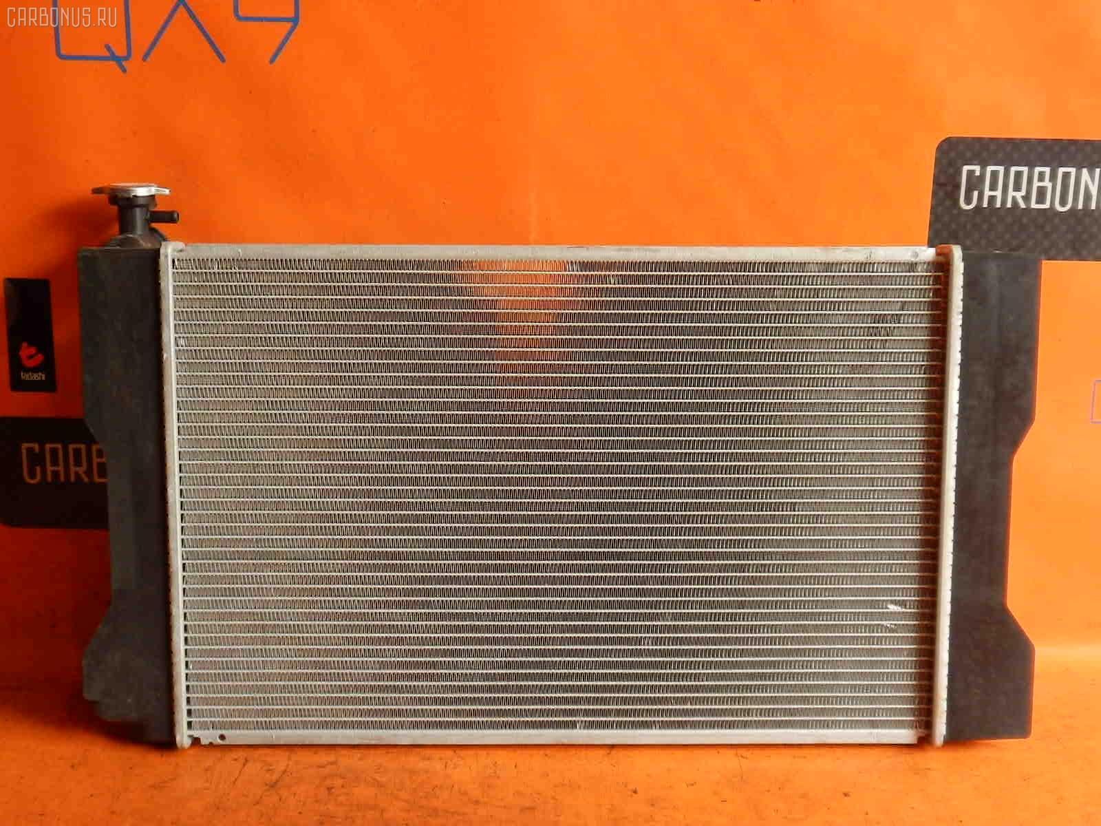 Радиатор ДВС TOYOTA ALLION NZT260 1NZ-FE Фото 1