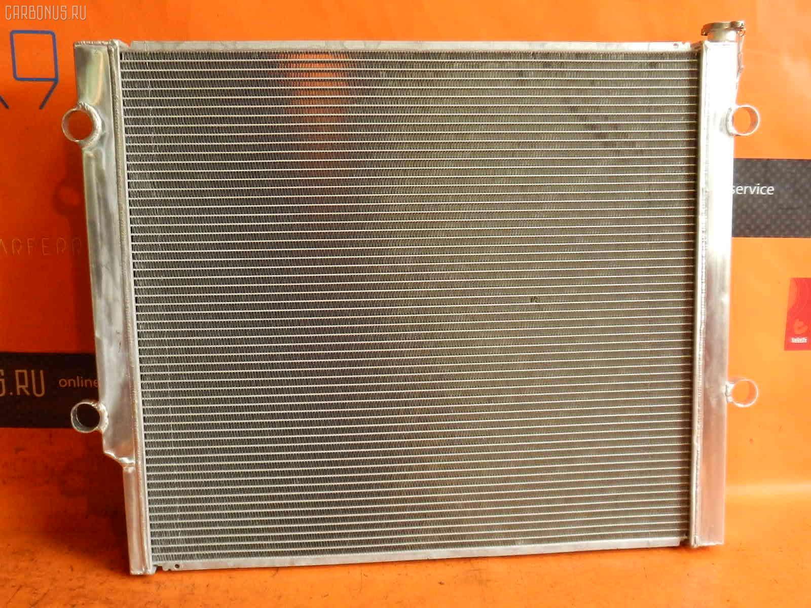 Радиатор ДВС LEXUS GX470 UZJ120L 2UZ-FE. Фото 11