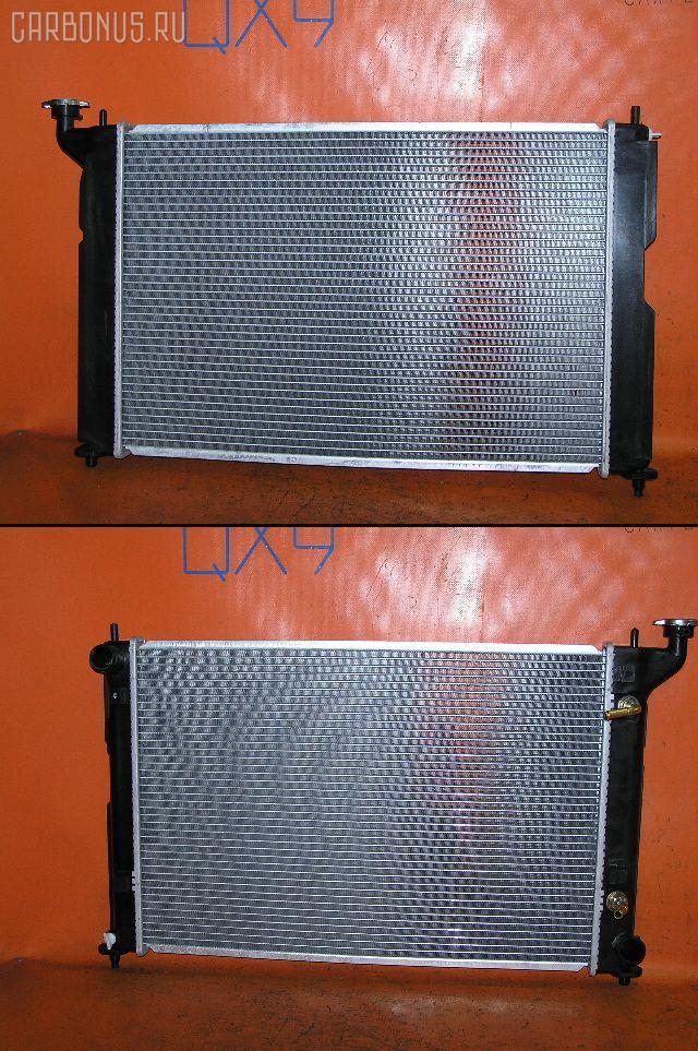 Радиатор ДВС TOYOTA ALLION NZT240 1NZ-FE Фото 1