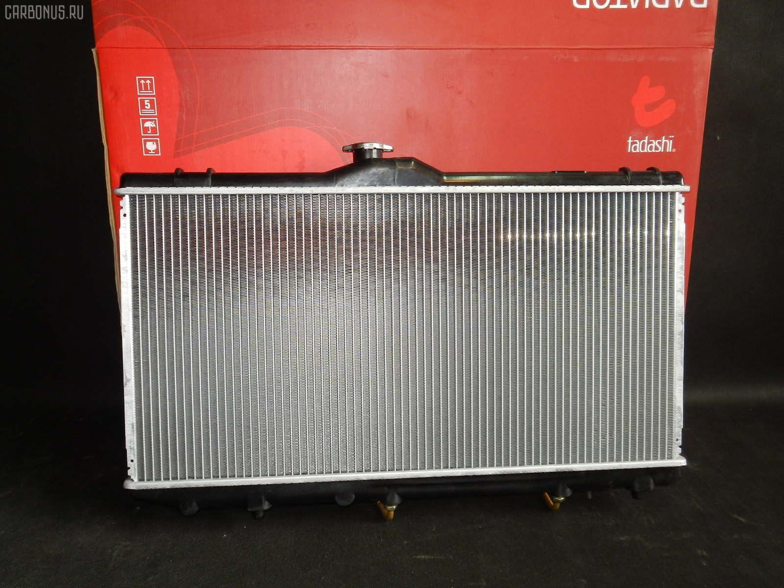 Радиатор ДВС Toyota Corolla CE100 2C Фото 1