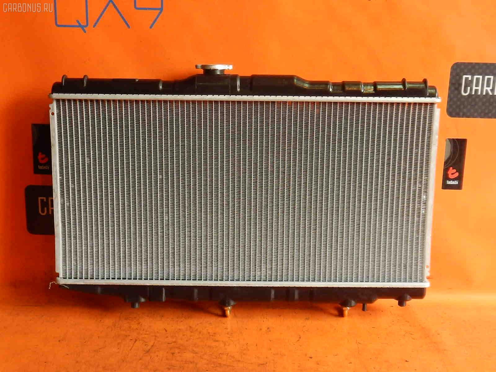 Радиатор ДВС TOYOTA CARINA AT170 5A-FE Фото 2