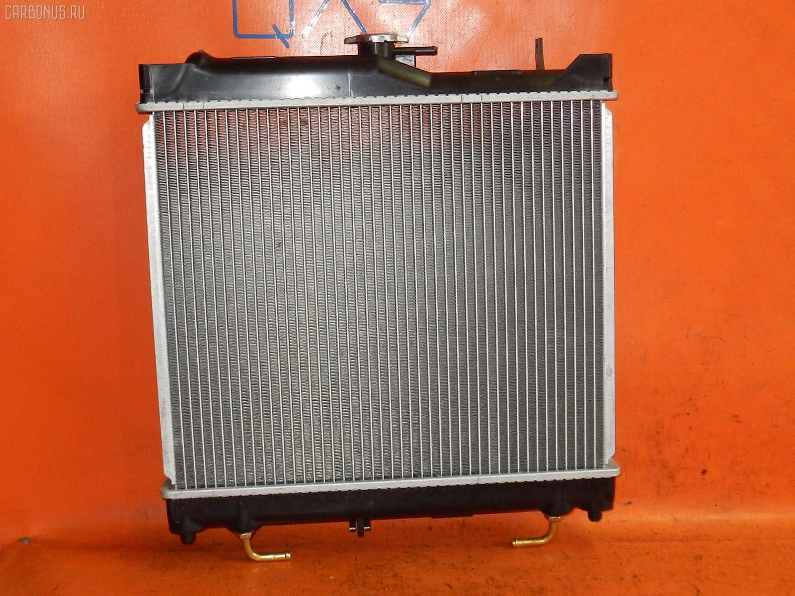Радиатор ДВС SUZUKI JIMNY JB23W K6A Фото 2
