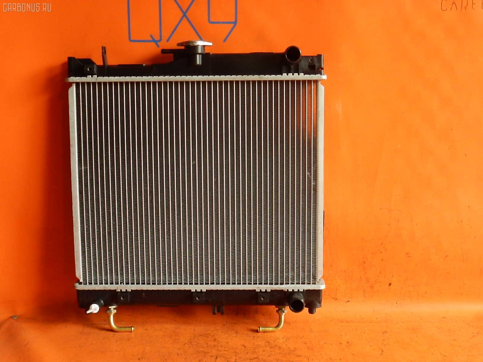 Радиатор ДВС SUZUKI JIMNY WIDE JB33W G13B Фото 1