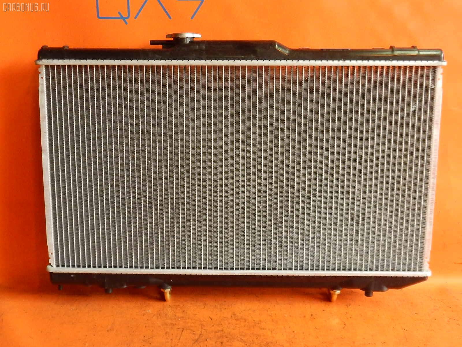 Радиатор ДВС TOYOTA CALDINA CT196V 2C Фото 2