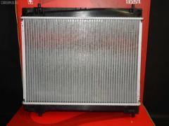 Радиатор ДВС TOYOTA RACTIS NCP100 1NZ-FE Фото 2