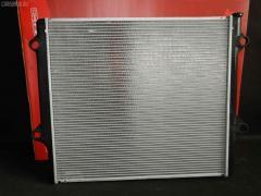Радиатор ДВС Lexus Gx470 UZJ120L 2UZ-FE Фото 2