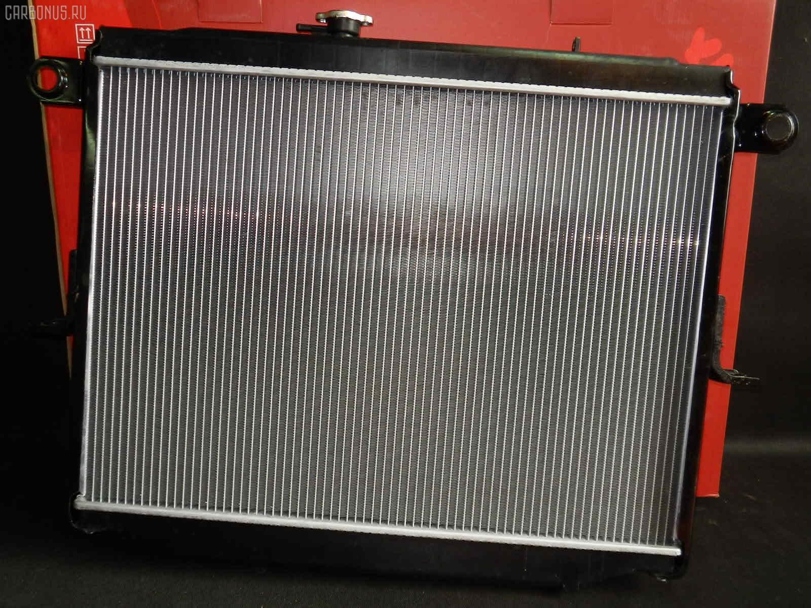 Радиатор ДВС LEXUS LX470 UZJ100L 2UZ-FE Фото 1