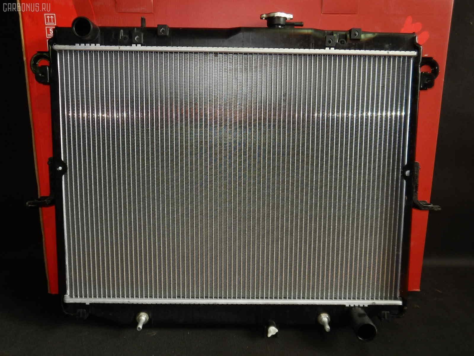 Радиатор ДВС LEXUS LX470 UZJ100L 2UZ-FE Фото 2