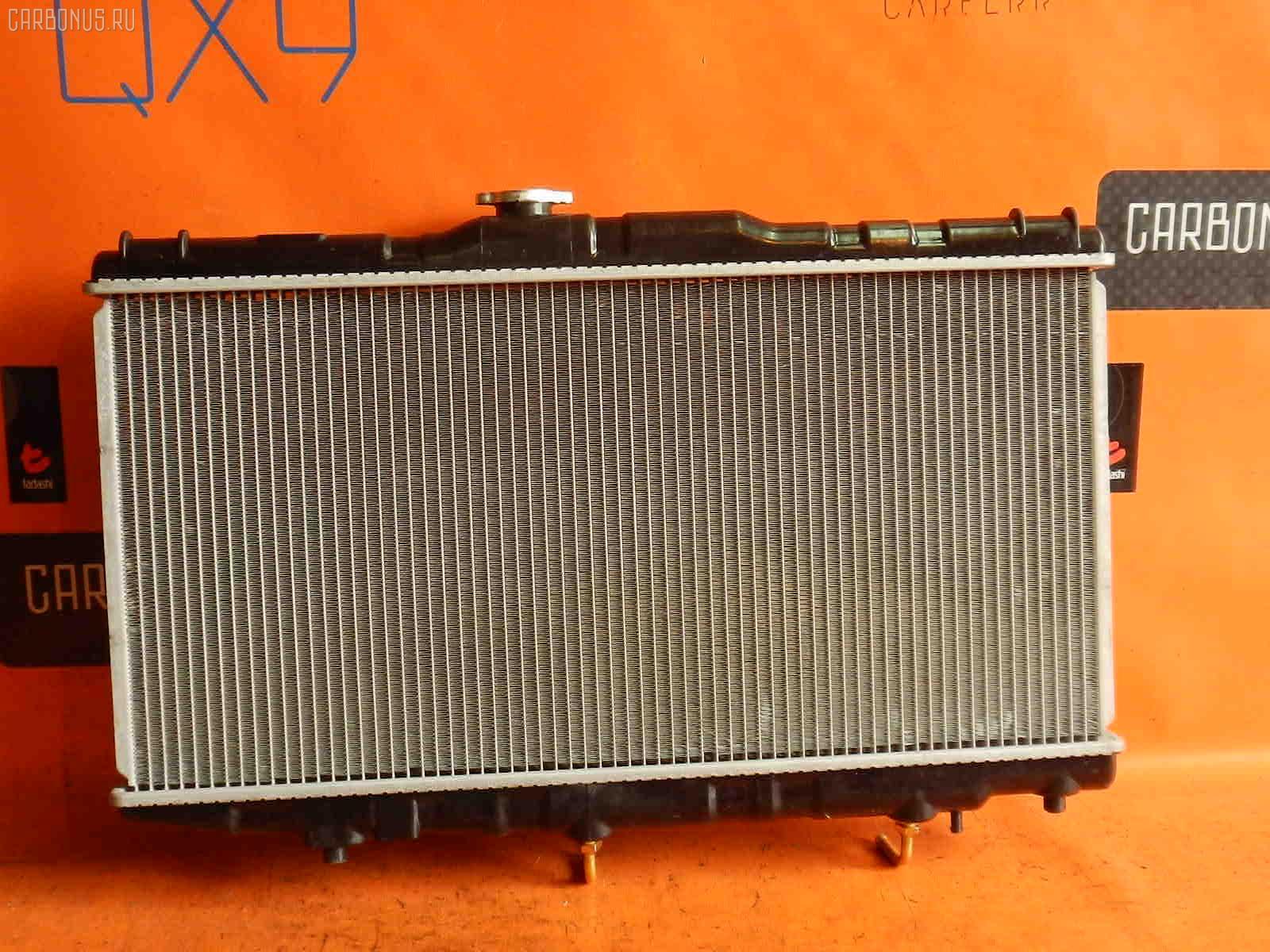 Радиатор ДВС TOYOTA COROLLA AE91 5A-FE Фото 2