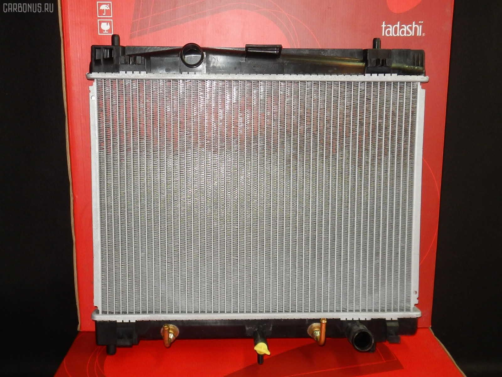 Радиатор ДВС Toyota Ist NCP110 1NZ-FE Фото 1