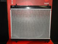 Радиатор ДВС Toyota Ist NCP110 1NZ-FE Фото 2